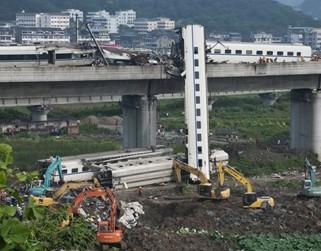"""中国铁路部门分析""""7·23""""事故初步情况"""